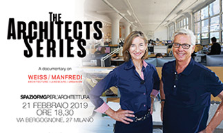 THE ARCHITECTS SERIES - A DOCUMENTARY ON: WEISS / MANFREDI