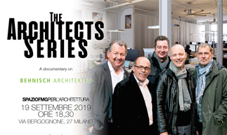 THE ARCHITECTS SERIES - A DOCUMENTARY ON: BEHNISCH ARCHITEKTEN
