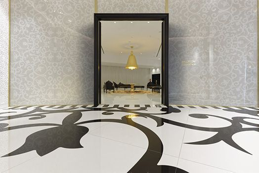 Mondrian Tower Doha - Ballroom Entry