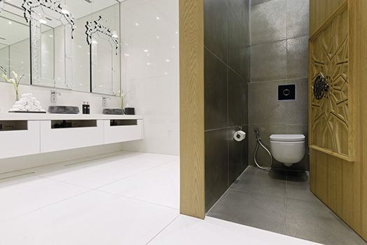 Mondrian Tower Doha - Bathrooms