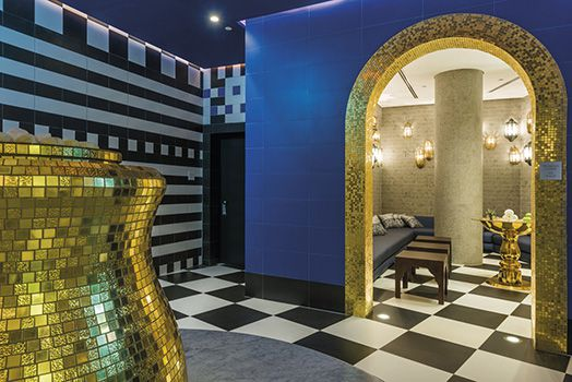 Mondrian Tower Doha - Male Spa & Shop